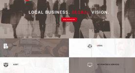 new website of ETL Global group