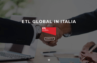 ETL Italia in the internet​