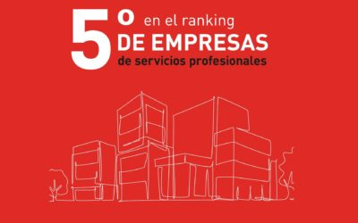 ETL GLOBAL NEWS FROM SPAIN – ETL GLOBAL is No. 5 among Professional Service Firms in Spain and No. 8 in the Legal Rankings